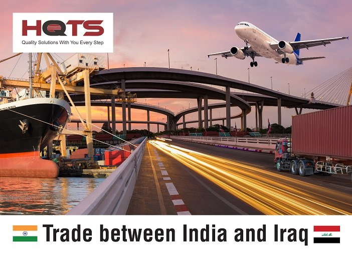 Trade between India and Iraq
