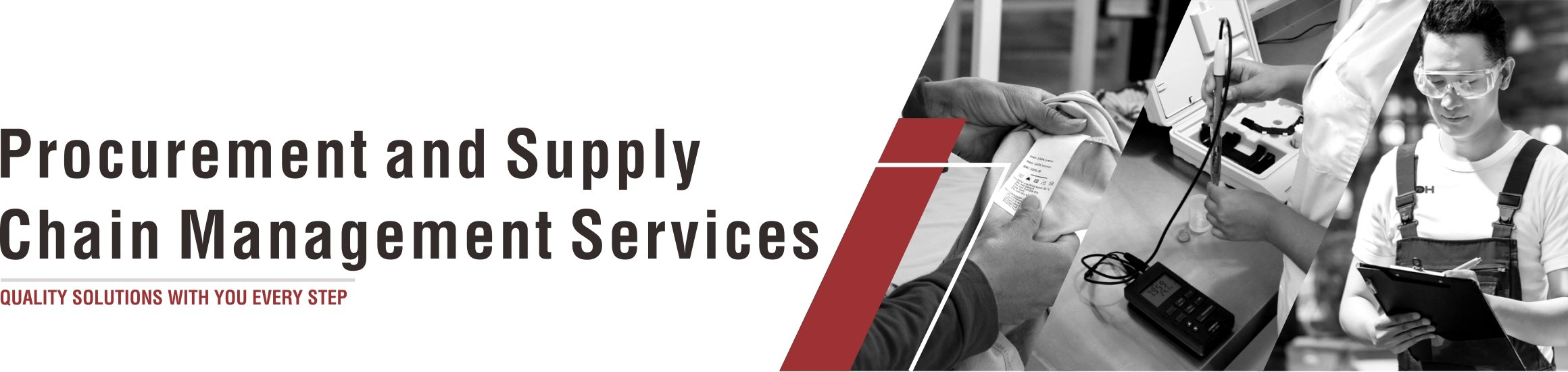 Procurement and Supply Chain Management Services