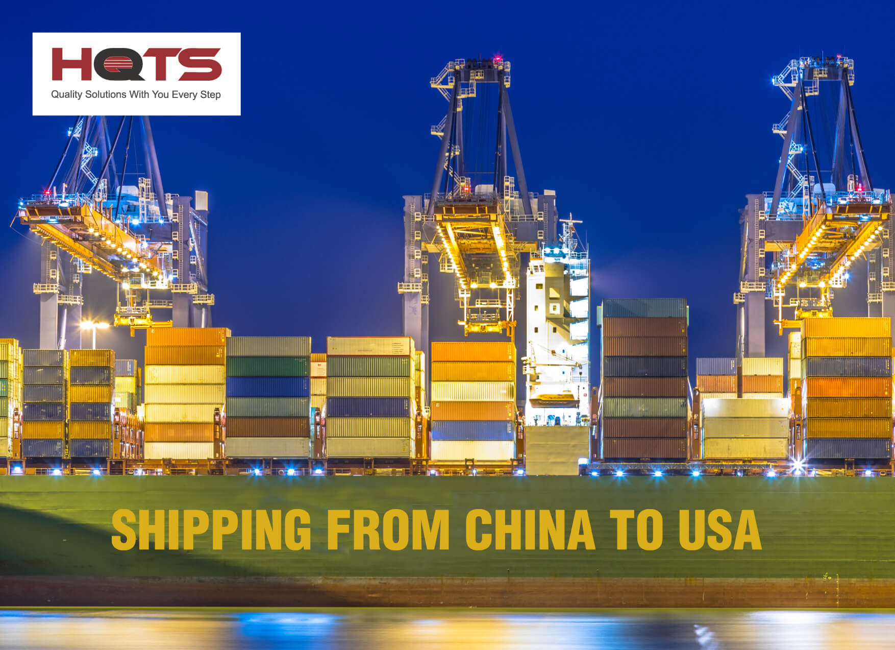 ship to Usa from Chinna
